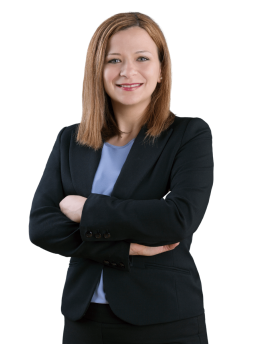 Headshot of TDS founder Zeina el-sayed